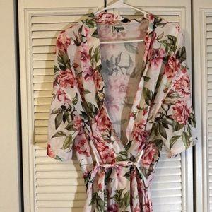 Fab fit fun box Mumu robe